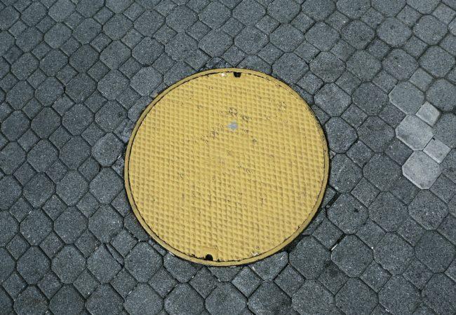 Oprava kanalizace naulici Dvořákova
