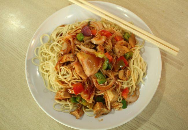 Recept ze školní kuchyně