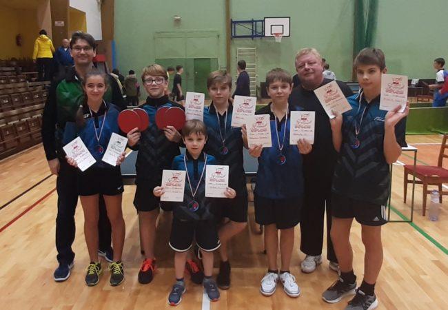 Stolní tenisté vstoupili do nového ročníku soutěží
