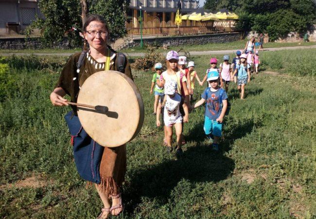 Letní příměstské tábory pro předškolní děti