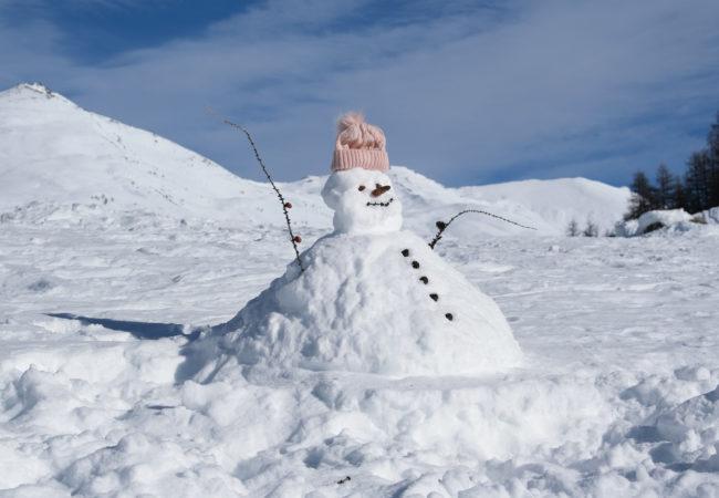 Jak postavit nejvíc cool sněhuláka
