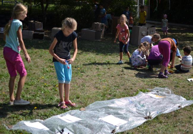 Letní ART CAMPY 2020