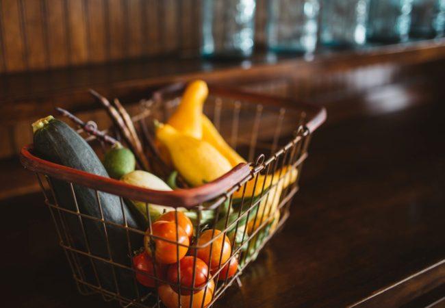 Domácí zásoby potravin