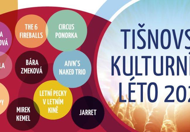 Tišnovské kulturní léto 2020 ve znamení Andělů