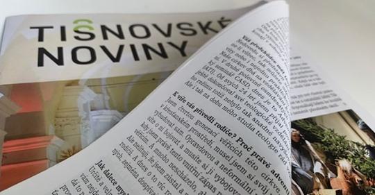 Vítězné Tišnovské noviny