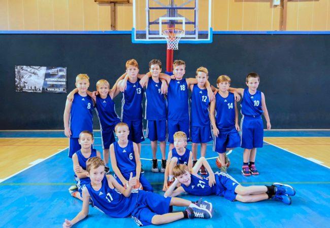 Tišnovský basketbal už nejsou jen dívky