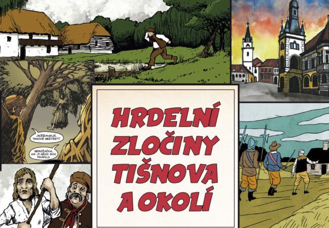 Příběh z komiksové knihy