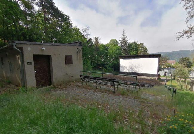Letní kino projde rekonstrukcí