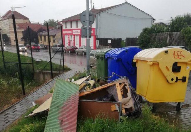 Za pohozený odpad pokuta až 50 tisíc