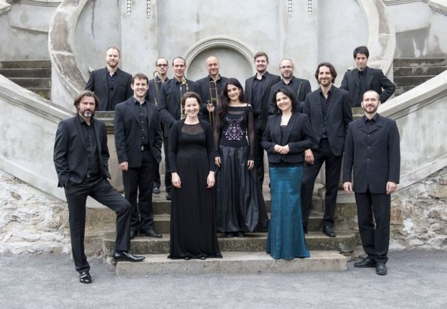 Cappella Mariana: Ó světlo zrozené