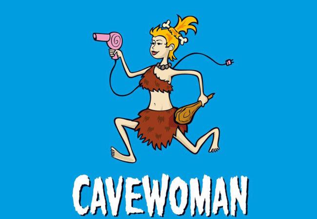 Cavewoman: Obhajoba jeskynní ženy