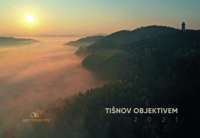 """Kalendář """"Tišnov objektivem"""" 2021"""