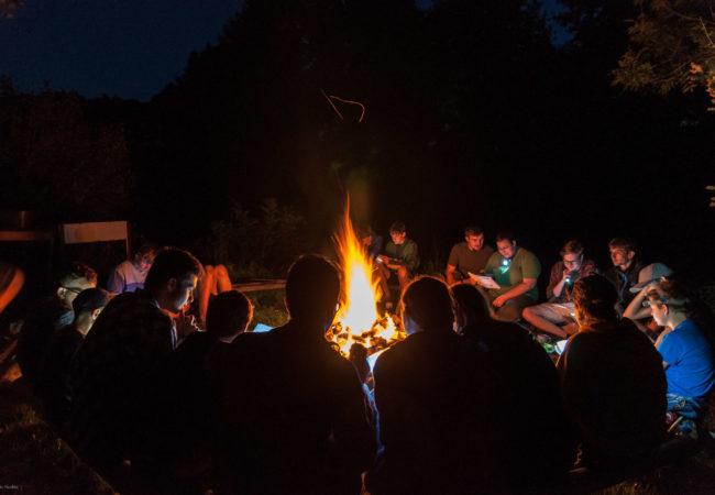 Nový tábor – odmyšlenky krealizaci
