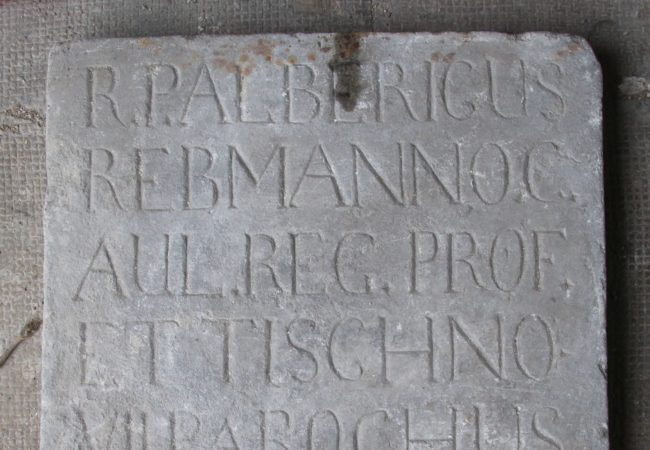 Zajímavý objev vpředklášterské bazilice