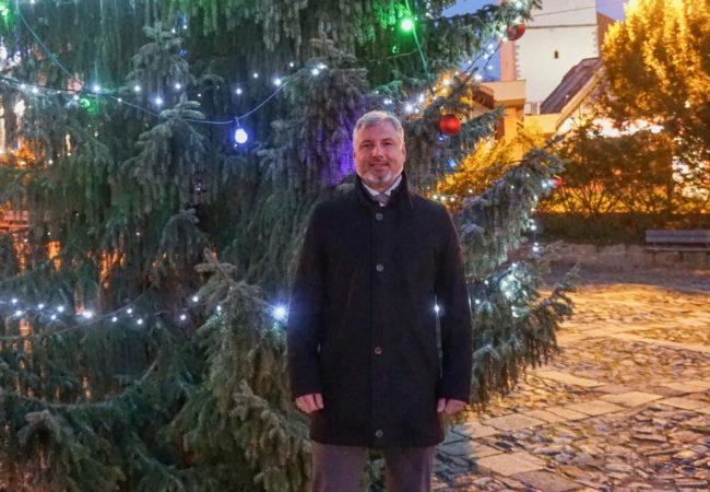 Vánoční úvodník starosty města