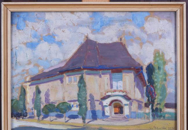 Jamborova výstava vHodoníně