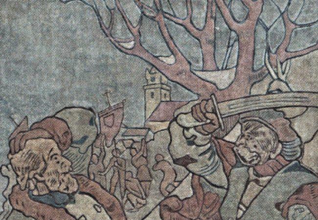 Krvavý Štědrý den 1620