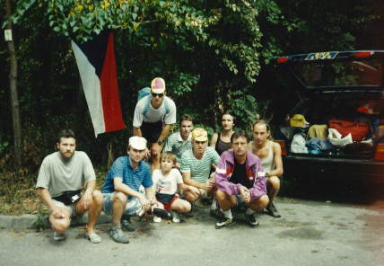 Kamarádi cyklisté – in memoriam Dalibor Procházka