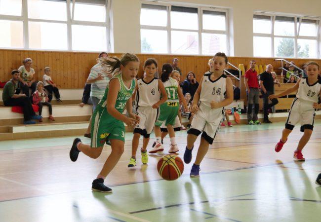 Nová basketbalová sezóna